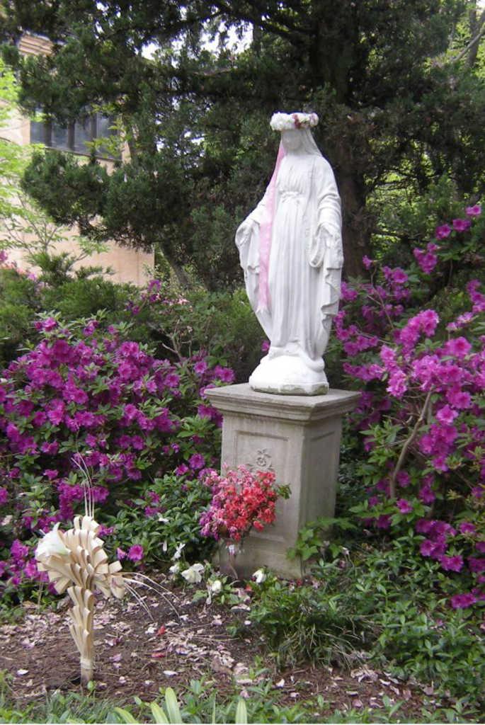 PMary Franciscan Monastery Garden Guild