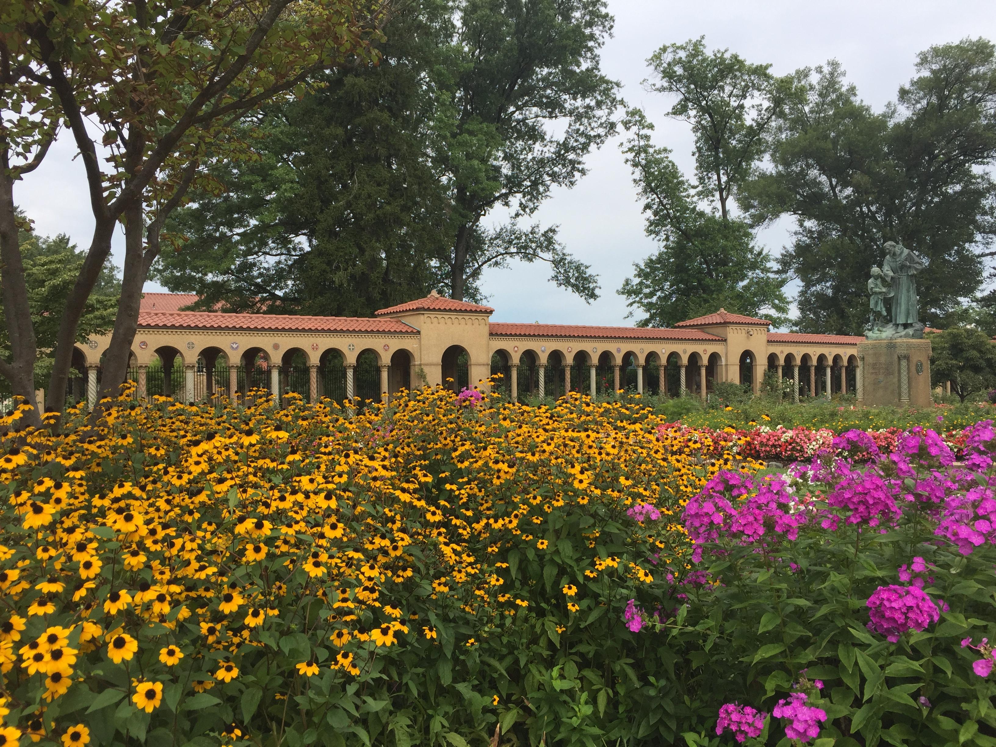 Garden Tours | Franciscan Monastery Garden Guild
